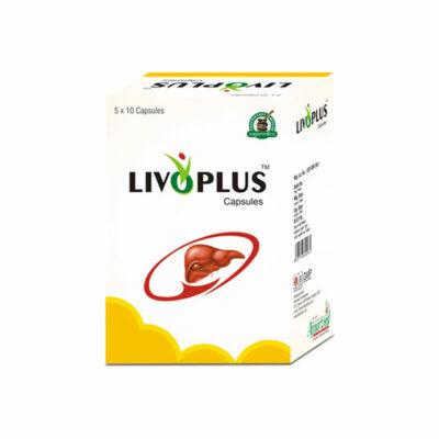 Ayurvedic Liver Cleansing Formula Pills