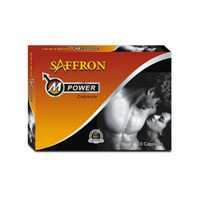 Saffron M Power Capsules In India