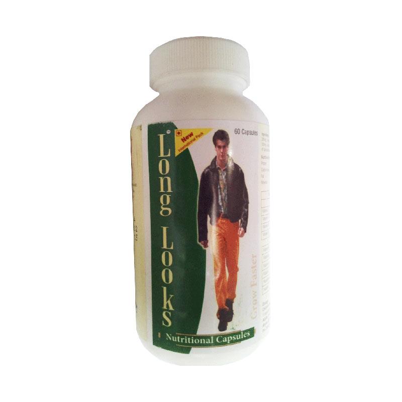 long looks capsules in india herbal height increase