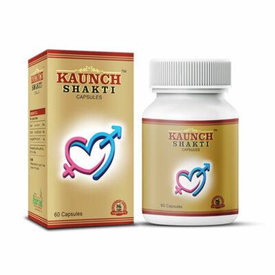 Herbal Male Libido and Vitality Pills