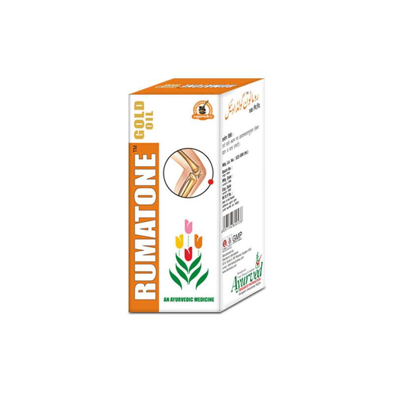 Herbal Massage Oil for Gathiya Arthritis Joint Pain
