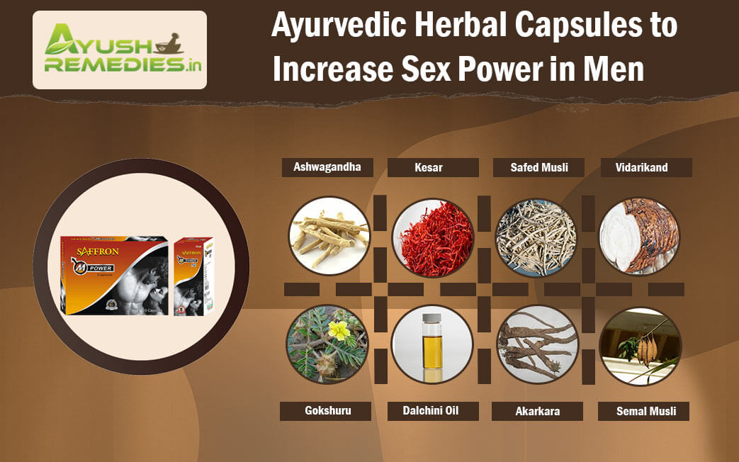 Herbal Pills to Increase Sex Power In Men