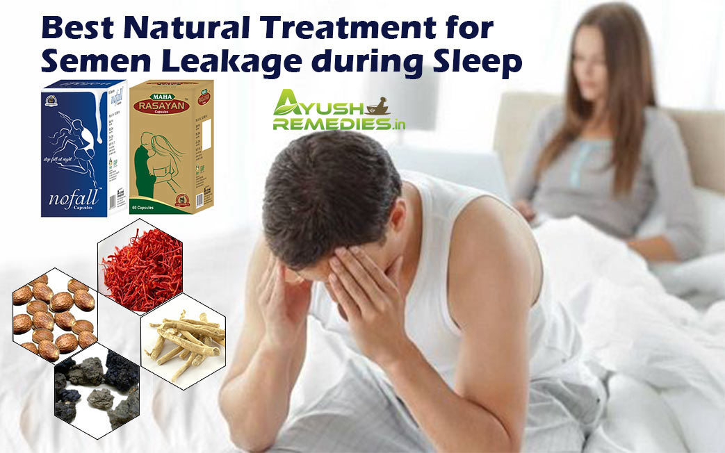 Natural Treatment for Semen Leakage during Sleep
