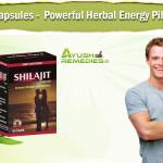 Shilajit Capsules – The Most Powerful Herbal Energy Pills for Men
