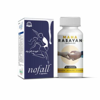 Ayurvedic Herbal Nightfall Treatment