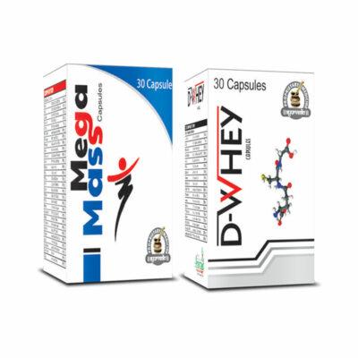 Ayurvedic Weight Gain Capsules, Mass Gainer Pills