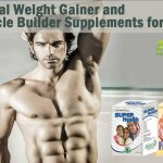 Herbal Weight Gainer and Muscle Builder Supplements