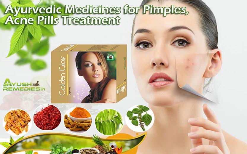 Ayurvedic Medicines for Pimples
