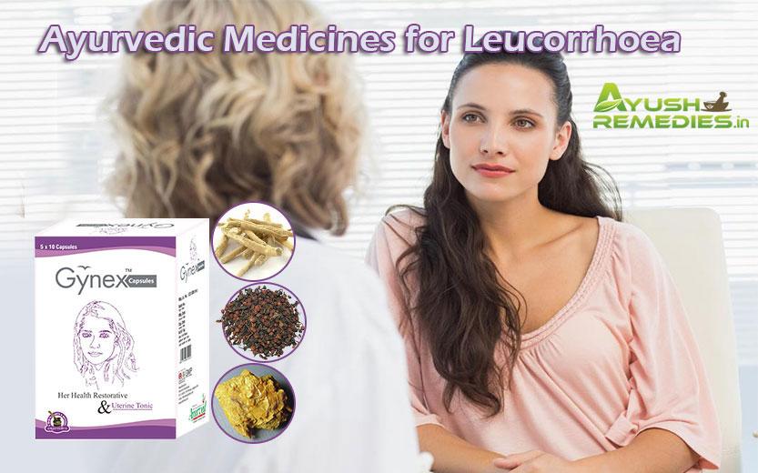 Ayurvedic Medicines For Leucorrhoea