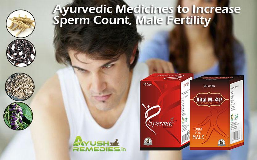 Ayurvedic Medicines To Increase Sperm Count