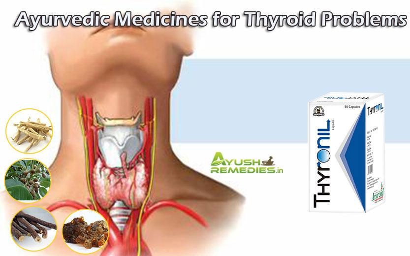 Ayurvedic Medicines For Thyroid Problems