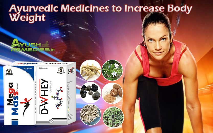 Ayurvedic Medicines To Increase Body Weight
