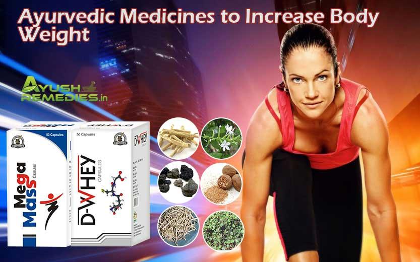 Ayurvedic Medicines To Increase Body Weight
