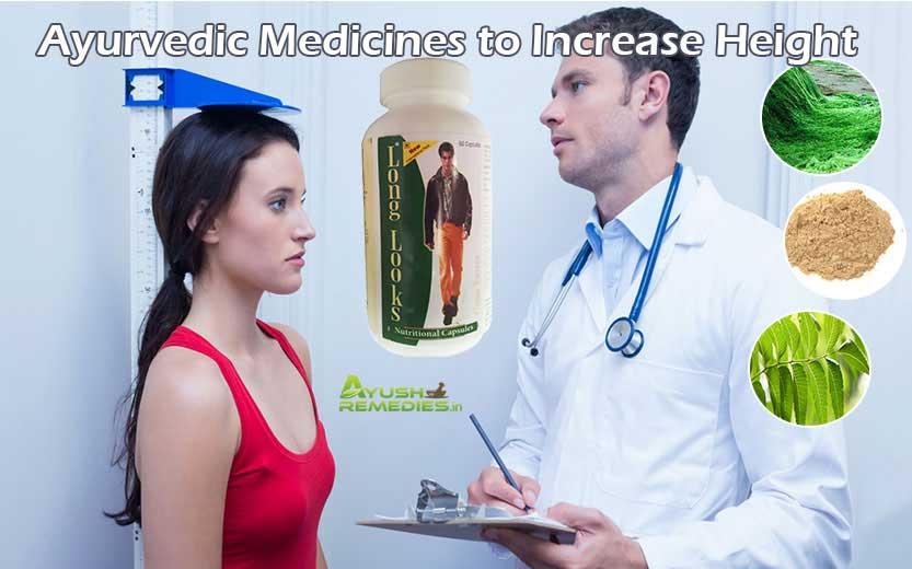 Ayurvedic Medicines to Increase Height