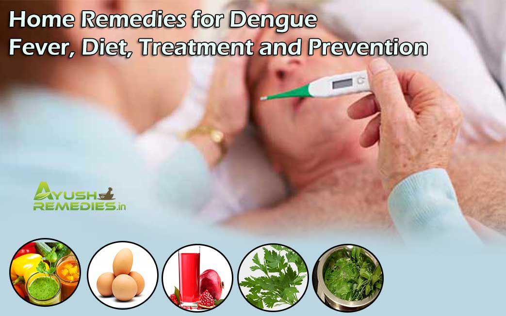 Home Remedies For Dengue Fever