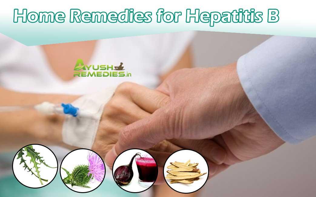 Home Remedies For Hepatitis B