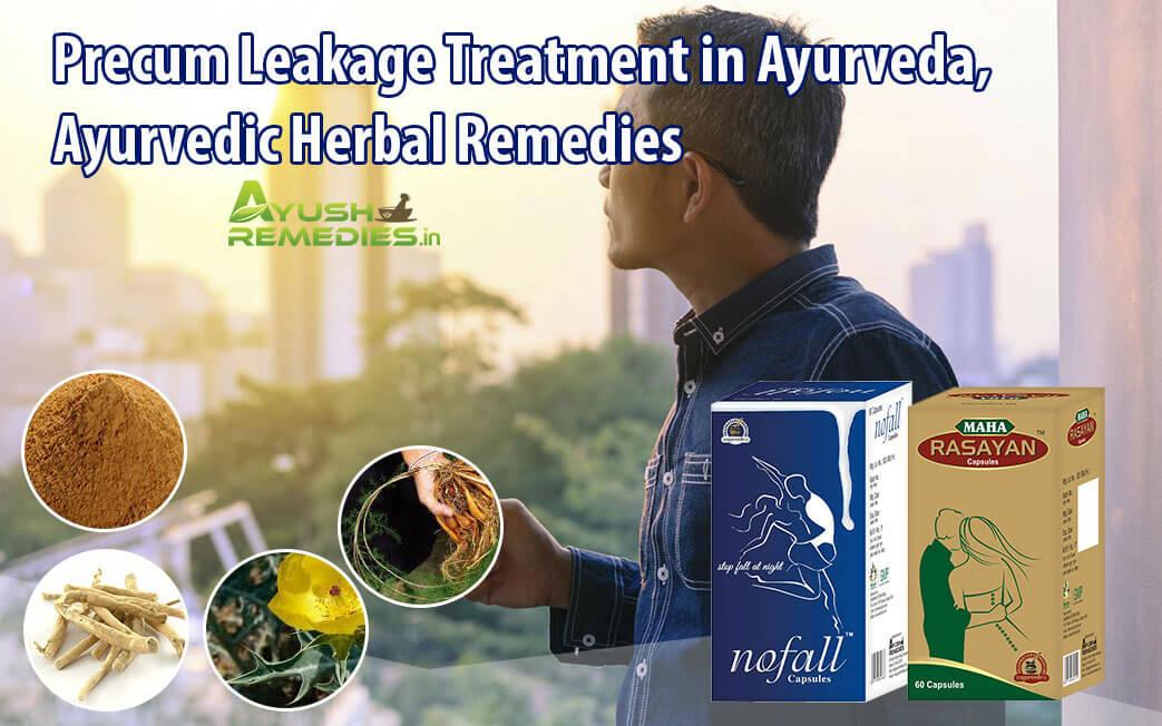 Precum Leakage Treatment in Ayurveda