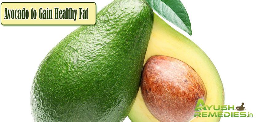 Avocado to Gain Healthy Fat