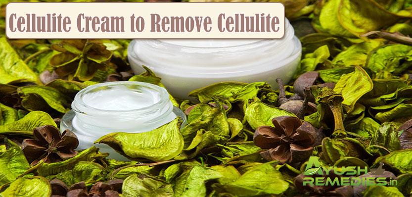 Cellulite Cream to Remove Cellulite