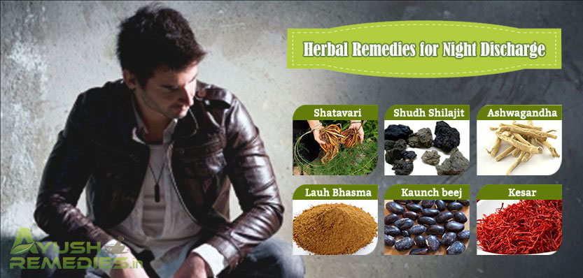 Herbal Remedies for Night Discharge