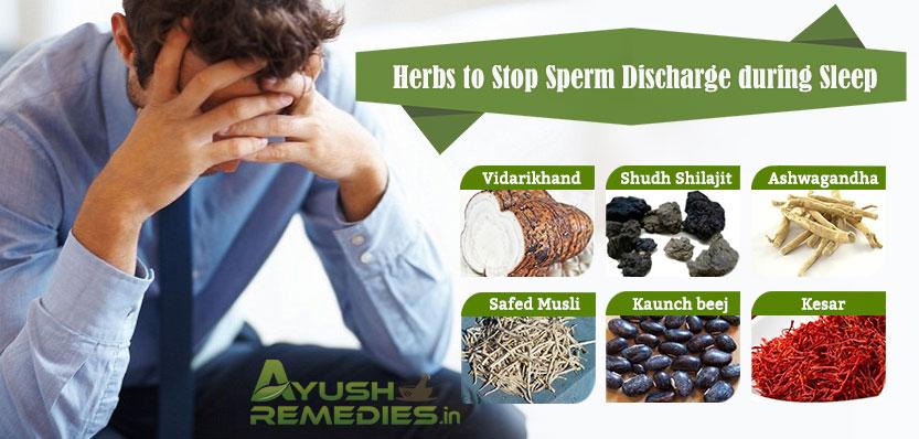 Stop Sperm Discharge During Sleep