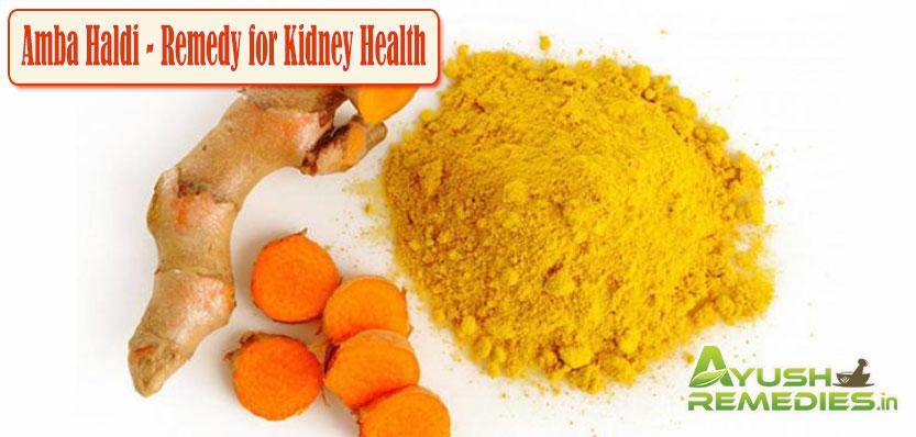 Amba Haldi Remedy for Kidney