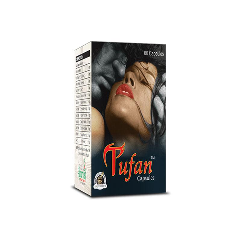 Buy Tufan Capsules Online in India