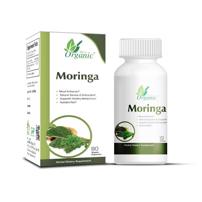 Best Moringa Oleifera Capsules in India