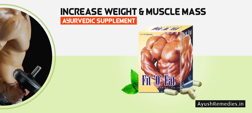 Best Ayurvedic Muscle Mass Gainer Capsules in India
