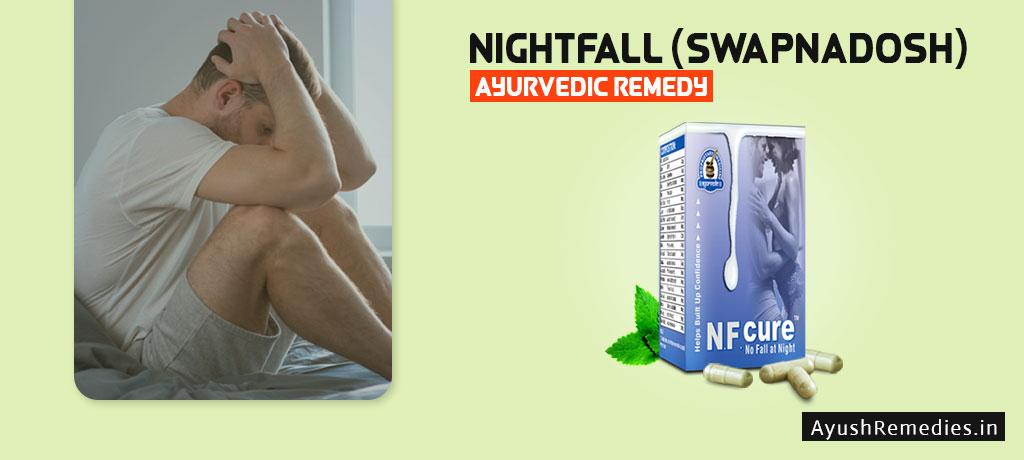 Nightfall Solution Stop Sperm Leakage during Sleep