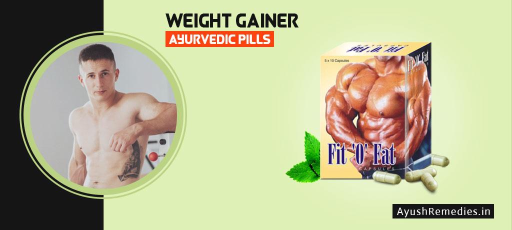 Best Ayurvedic Weight Gainer Capsules